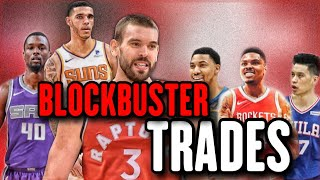 6 Last Minute BLOCKBUSTER TRADES That Could Happen Right Before the NBA Trade DEADLINE