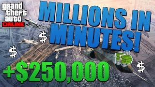 "GTA V ONLINE - MAKE MILLIONS IN MINUTES ""INSANELY EASY CHALLENGES"" (Next Gen)"