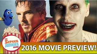 Biggest Movies of 2016! (Everything You Need to Know)