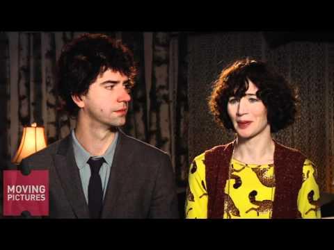 Miranda July & Hamish Linklater  flashback to