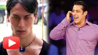 Salman Khan Makes Fun Of Tiger Shroff