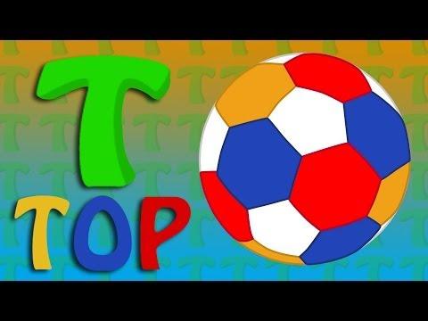 T Harfi – ABC Alfabe SEVİMLİ DOSTLAR Eğitici Çocuk Şarkıları