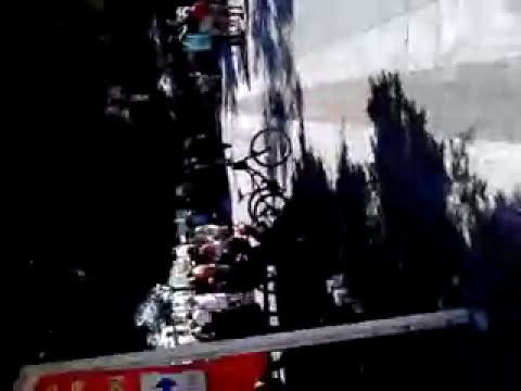 Mis v�deos carrera ciclista desde Mairena del alco