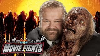 Best Zombie Movie w/ Walking Dead Creator Robert Kirkman! - MOVIE FIGHTS!!