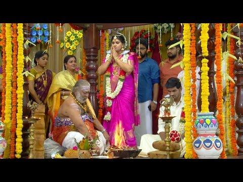priyamanaval 28 01 2017   sun tv serial episode 620   sun