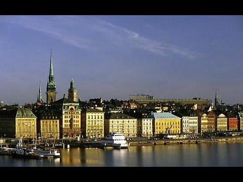 Stockholm, Sweden Travel Guide Video