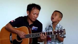 Xob Xyooj - Hmong Young Singer Muaj peev xwm kawg @Khosiab