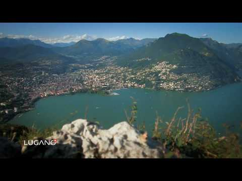 Lugano Ticino - Monte Brè
