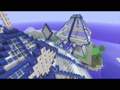 Minecraft Unleashed: Best Creations Ever [HD Montage] Music Videos