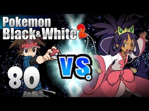 Pokémon Black & White 2 - Episode 80 [Champion: Iris Rematch]