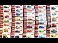Cars 2 Diecast Complete Collection CARS Pixar Toys Takara Tomy Disney ???????