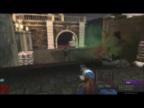 WaW Zombies Slums Part 2