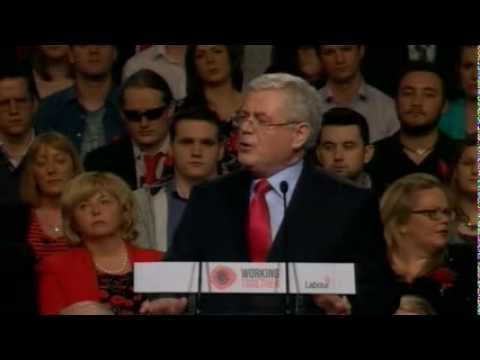 Tánaiste Eamon Gilmore - Party Leader's Address 2013