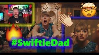 Download Lagu Taylor Swift - Delicate | OFFICIAL SwiftieDad REACTION!!! Gratis STAFABAND