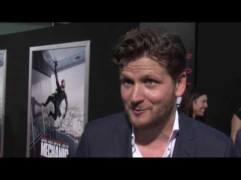 Mechanic Resurrection Premiere: Director Dennis Gansel Exclusive Interview