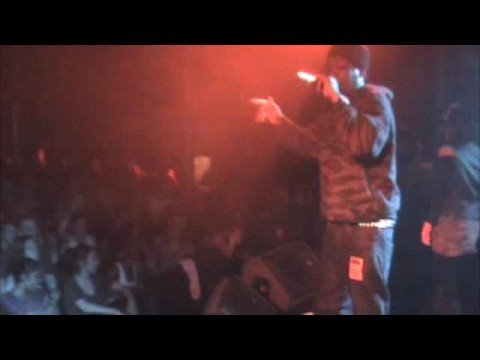 DJ MK VIDEO DIARY DAY 4 -ROOTS MANUVA -  SLIME AND REASON TOUR 2008