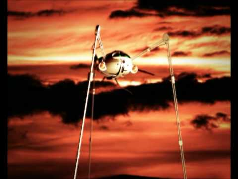 war of the worlds tripod jeff wayne. from Jeff Wayne#39;s War of
