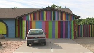 Exclusive: Dispute over Peoria 'Rainbow House' turns violent