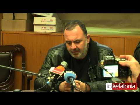 INKEFALONIA.GR : Δηλώσεις Σάββας Σαββαόγλου (εκλογές 2015)