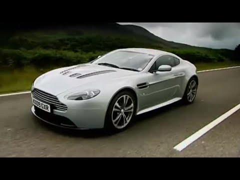Aston Martin Vantage - Top Gear - BBC