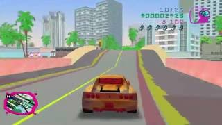 "Это ""Vasya gorod"". На большее не хватило. ч.2 (мод для gta vice city)"