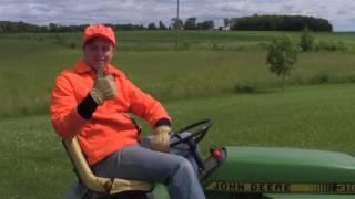 Working Man 7: Lawn Care - Gus Johnson