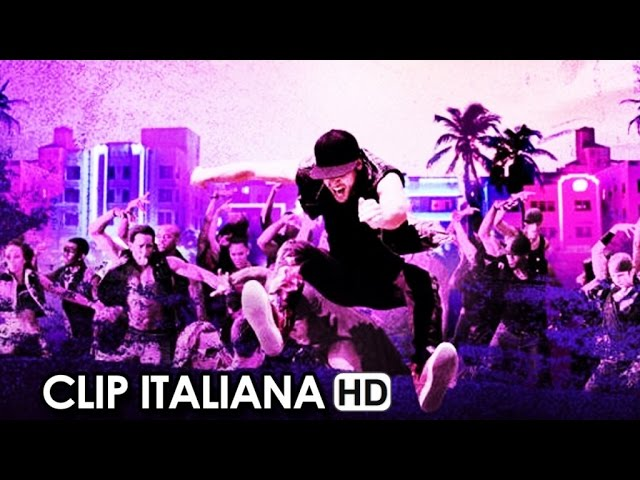 Step Up All In Clip Ufficiale italiana 'Muso e il music video' (2014) - Alyson Stoner Movie HD