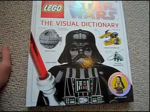 Lego books - Star wars visual dictionary - 2853508