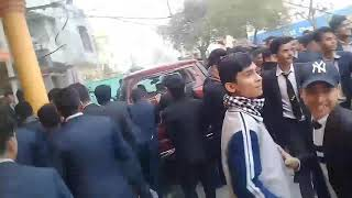 Fight in New Horizon college Butwal | Power of Student