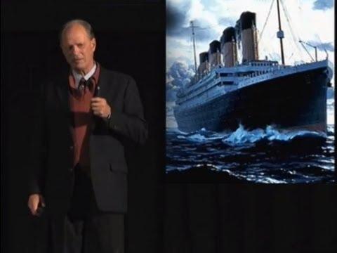 The Titanic Discovery: Professor Robert Ballard