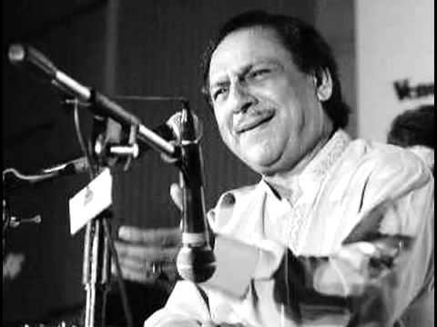 Chamakte chand ko toota hua tara bana dala Ustad Ghulam Ali...
