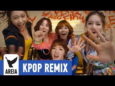 Areia Remix #87 | Girls Day - Oh! My God
