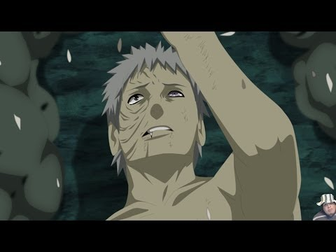 Naruto 654 Manga Chapter Review - WTF Did I Just Read=Obito's Death?!? ナルト