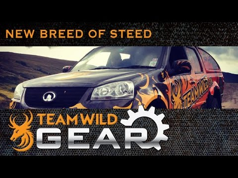 Hunting Gear & Review - NEW Great Wall Steed 2015