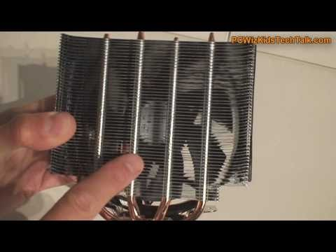 Arctic Freezer Xtreme Rev.2 CPU Cooler Video Review
