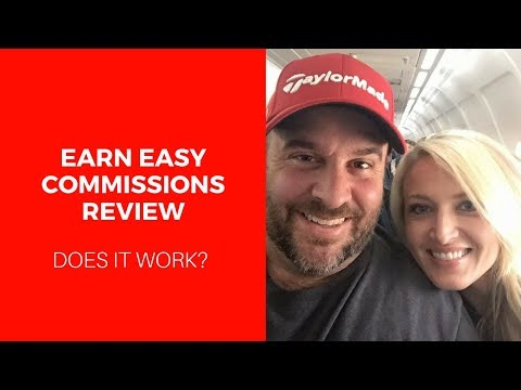 Earn Easy Commissions Review - Does It Really Work?