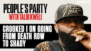 Crooked I On How He Went From Death Row To Shady Aftermath | People's Party Clip
