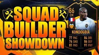 EPIC RTTF KONDOGBIA SQUAD BUILDER SHOWDOWN! FIFA 19 ULTIMATE TEAM