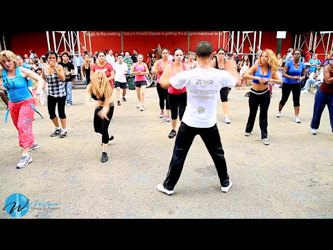 Zumba Fitness - PUNTA Dance Class In New York By: Wilson