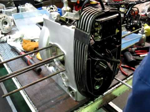Abe Bmw R100gs Airhead Engine
