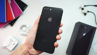 Download Lagu UNBOXING IPHONE 8 PLUS INDONESIA! Gratis STAFABAND
