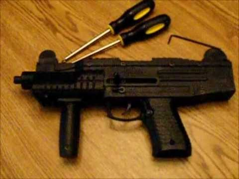 Ekol ASI 9MM Blank Gun Disassembly
