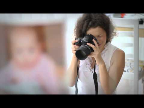 Видео как снимать младенцев