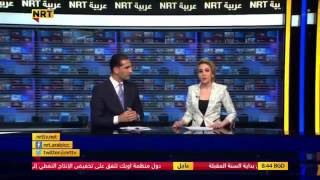 مذيعة عربية تتقدم باستقالتها على الهواء