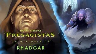 Presagistas: La historia de Khadgar (ES)