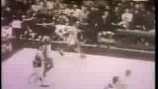 First man to dazzle the NBA : Bob Cousy