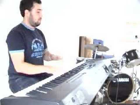 Summertime - Craig Smith Piano - improvisation Video