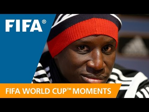 World Cup Moments: Demba Ba