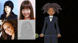 Anime Voice Comparison- Canary (Hunter x Hunter)