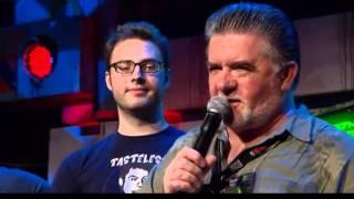 BlizzCon 2010 - Starcraft II - Voice Actors Part 1/2